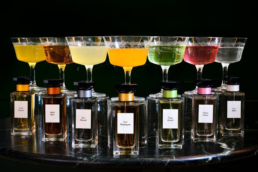 You Need to Try these Givenchy Perfume-Inspired Cocktails   Givenchy Cocktails