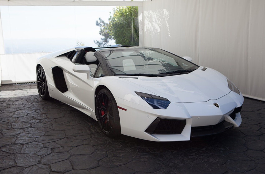 Dan Bilzerian's Lamborghini Aventador is On Sale