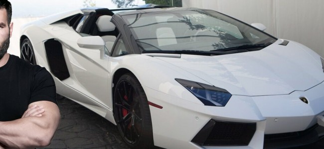 Dan Bilzerian Is Selling his Lamborghini on eBay