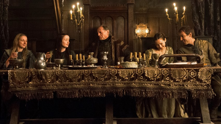 Dine Like a King in the Game of Thrones Pop-up Restaurant! | Image Source: unspoiledpodcasts.com