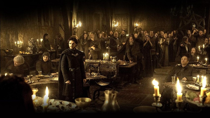 Dine Like a King in the Game of Thrones Pop-up Restaurant! | Image Source: resources3.news.com.au