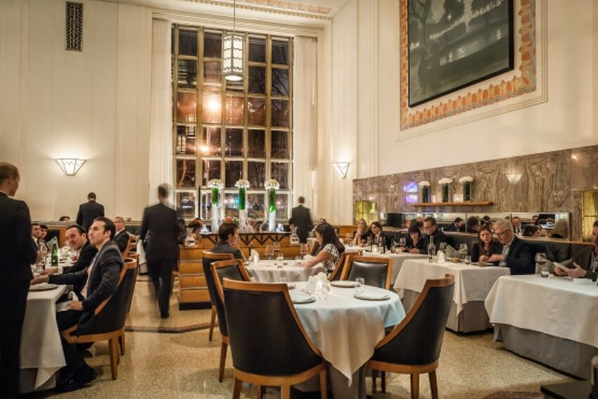 The Ultimate Valentine's Day Trip to New York | Eleven Madison Park Restaurant