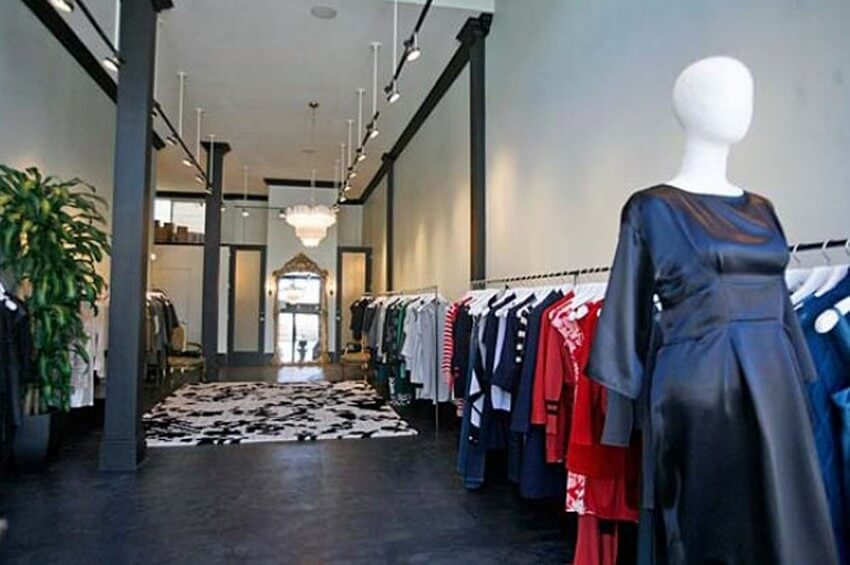 10 Extremely Exclusive Boutiques Worth Traveling for | Elizabeth Charles in San Francisco