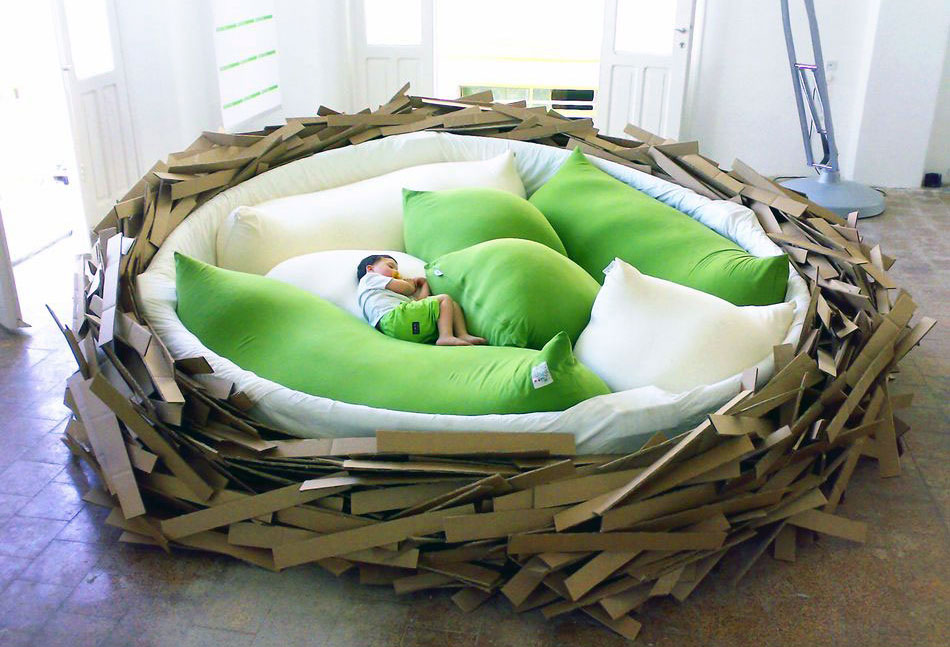 These Are the Best Napping Places You Will Ever See
