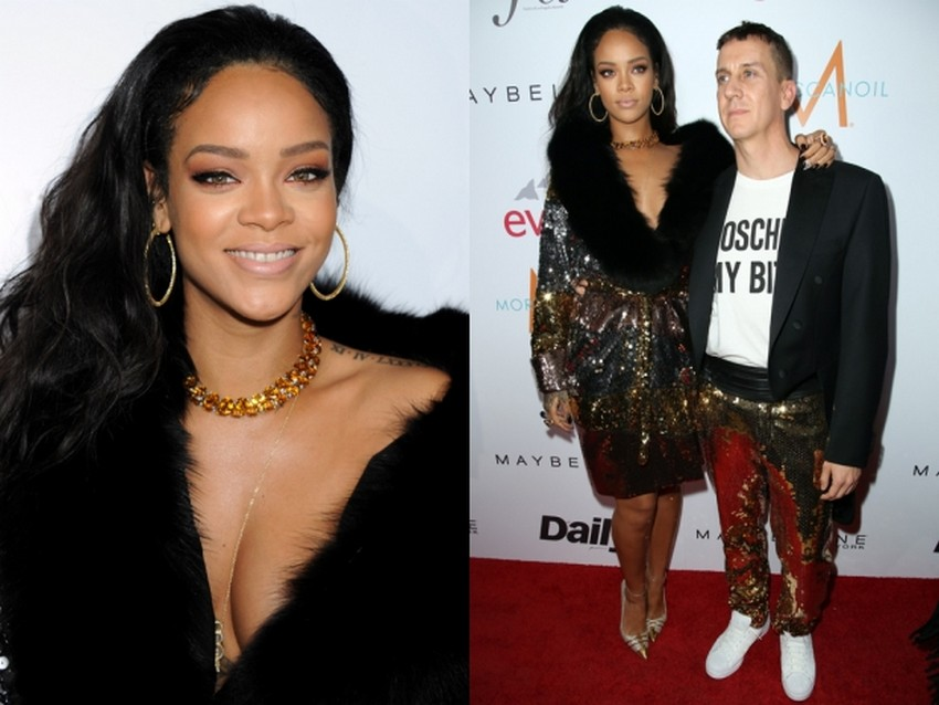 Fashion Trend Alert: Rihanna Wears Coats on Skin | Image Source: fashionbomb.thefashionbomb.netdna-cdn.com