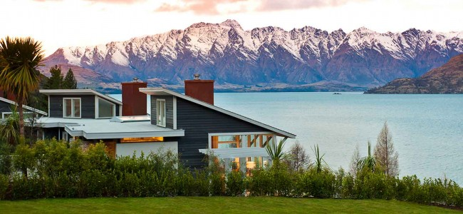 Spend Your New Zealand Vacation in this Unbelievably Stunning Hotel