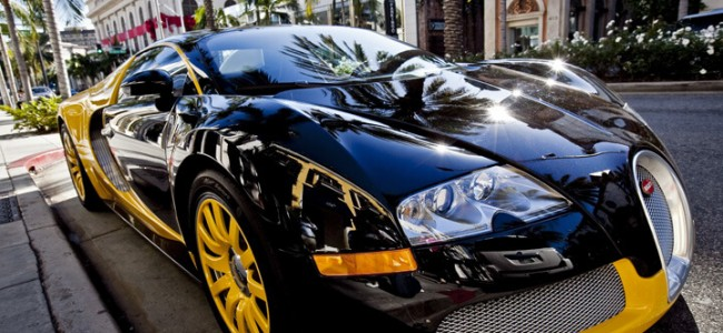 6 Famous Bad Boys Who Own a Bugatti Veyron