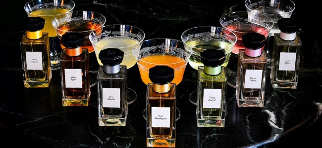 You Need to Try these Givenchy Perfume-Inspired Cocktails