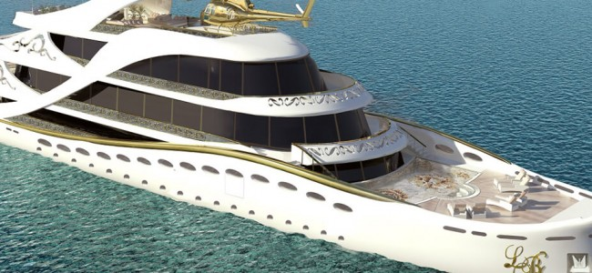 See Inside The First Luxury Yacht Made For Women!