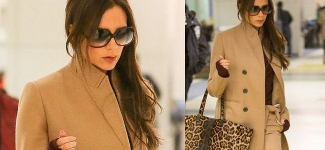 Sense of Style: Victoria Beckham's $3,000 Airport Look