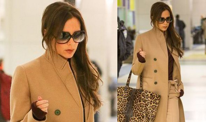 Get Victoria Beckham's Airport Look for $3,000(8)