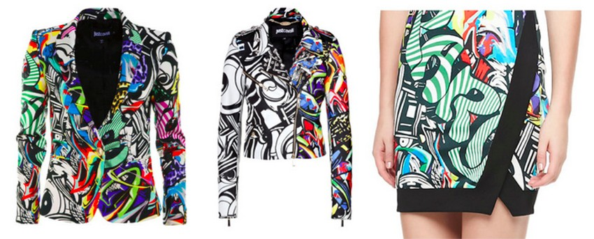 Graffiti Artists suing Roberto Cavalli for Using their Artwork | Image Source: www.itslavida.com