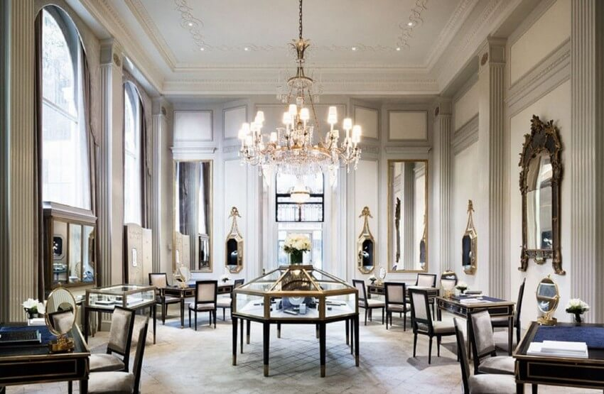 10 Extremely Exclusive Boutiques Worth Traveling for | Harry Winston in Beverly Hills