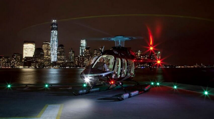 The Ultimate Valentine's Day Trip to New York | Helicopter Night Ride