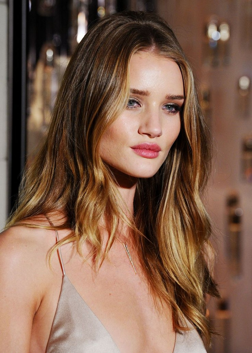 Hottest Hair Color Trend of 2015: Ecaille | Image Source: www.on brit.co