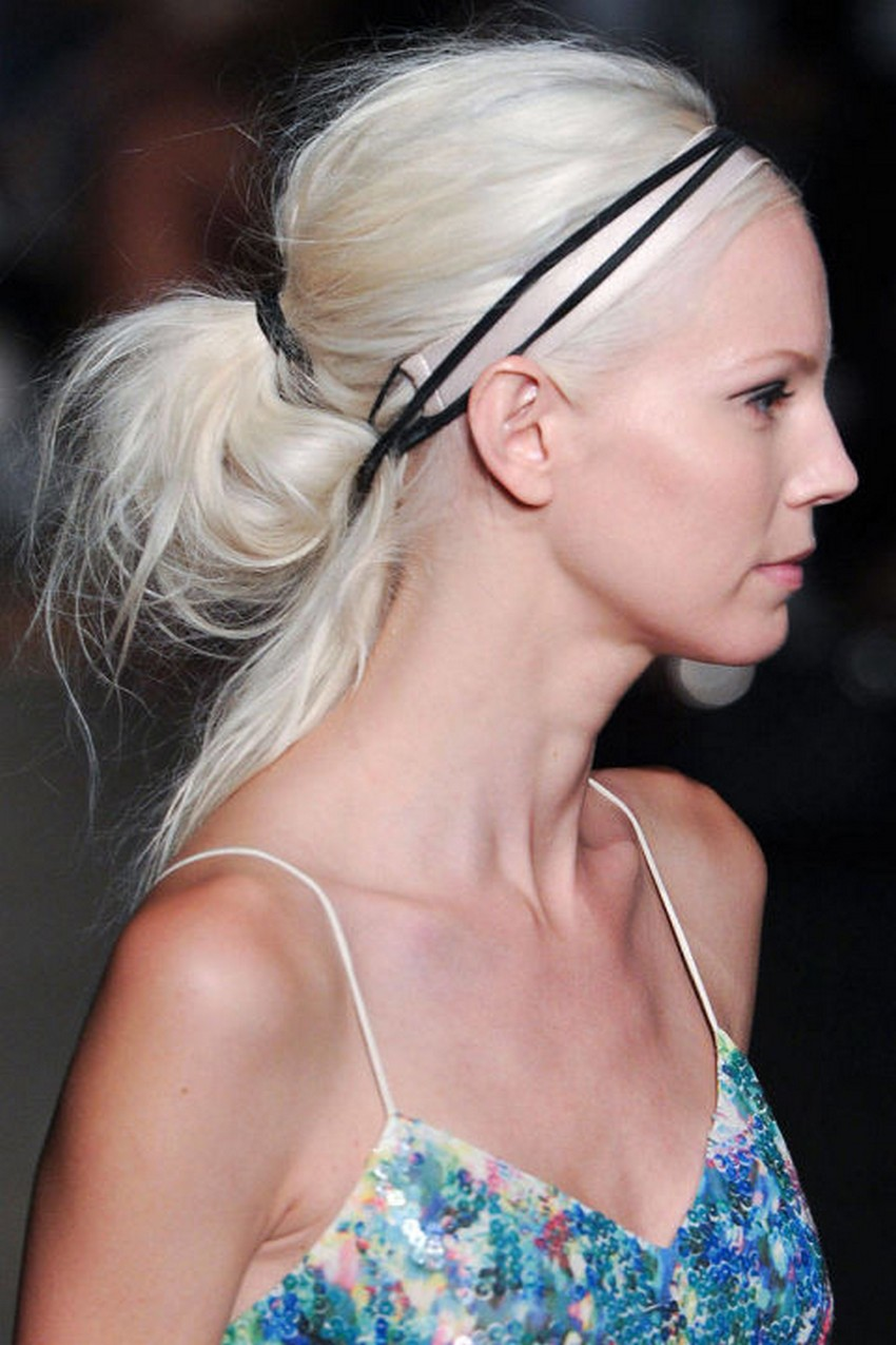 playful accessories hottest hair trends for spring 2016 image