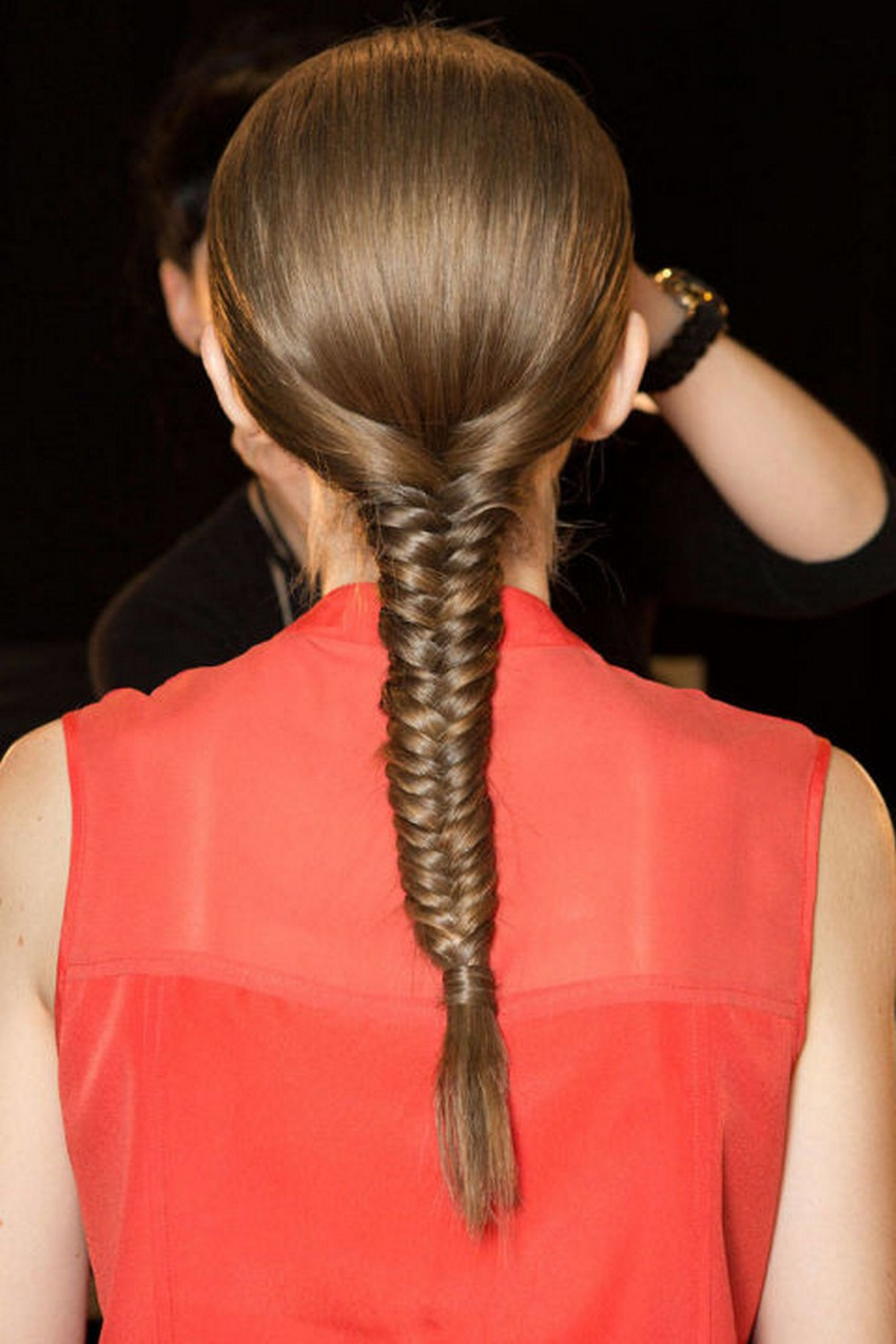 7. Braids and Twists | Hottest Hair Trends for Spring 2016 | Image Source: http://www.harpersbazaar.com/