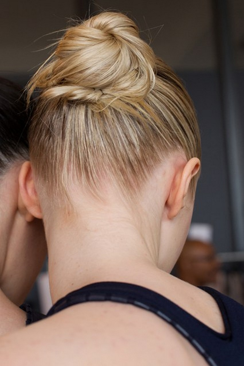 11. Up-dos | Hottest Hair Trends for Spring 2016 | Image Source: http://www.glamourmagazine.co.uk/
