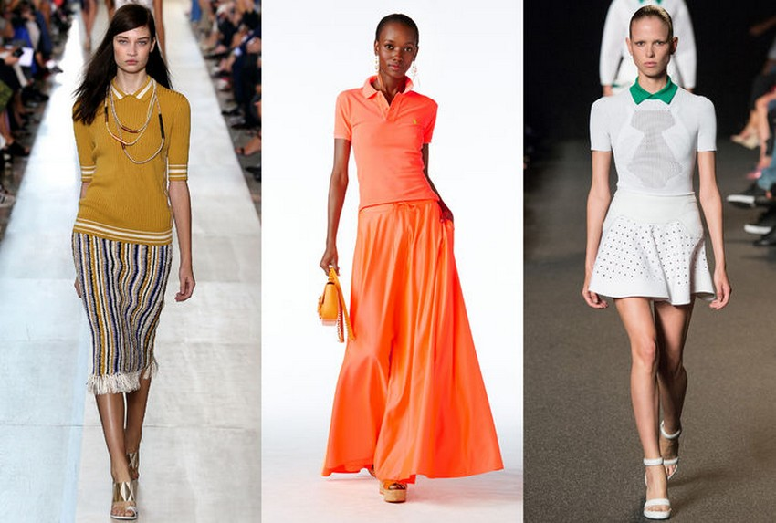 Hottest Women Fashion Trends Spring 2015