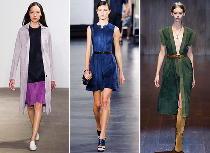 14. Suede | Hottest Women Fashion Trends Spring 2015 | Image Source: http://img2.timeinc.net/