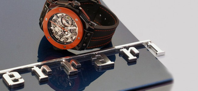 Hublot's Big Bang Ferrari Ceramic Watch is The New Trend!
