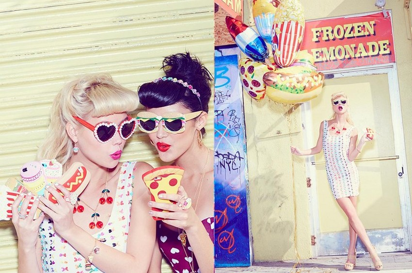 Katy Perry and Claire's Accessory Line Is No-Calorie Food | Image Source: amazonaws.com