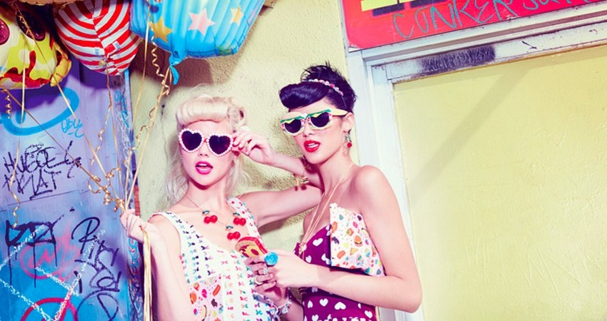 Katy Perry and Claire's Accessory Line Is No-Calorie Food | Image Source: www.racked.com