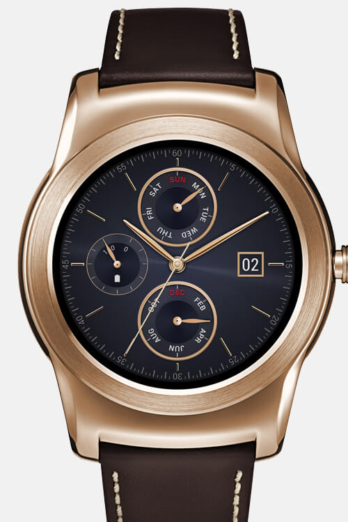 LG Watch Urbane is the First All-Metal Android Wear Device