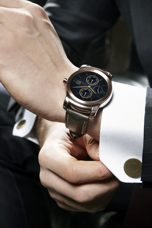 The First All-Metal Android Wear: LG Watch Urbane- EALUXE
