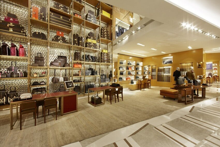 10 Extremely Exclusive Boutiques Worth Traveling for | Louis Vuitton in Rome