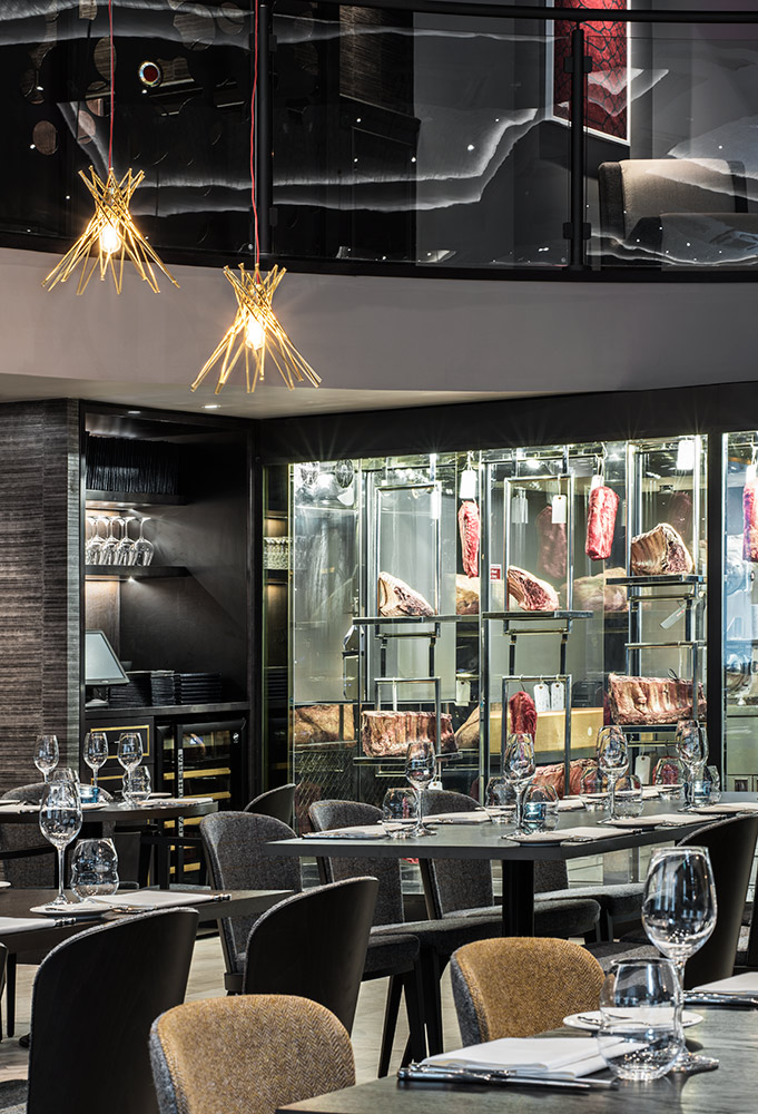 Check Out This Luxurious Restaurant in London
