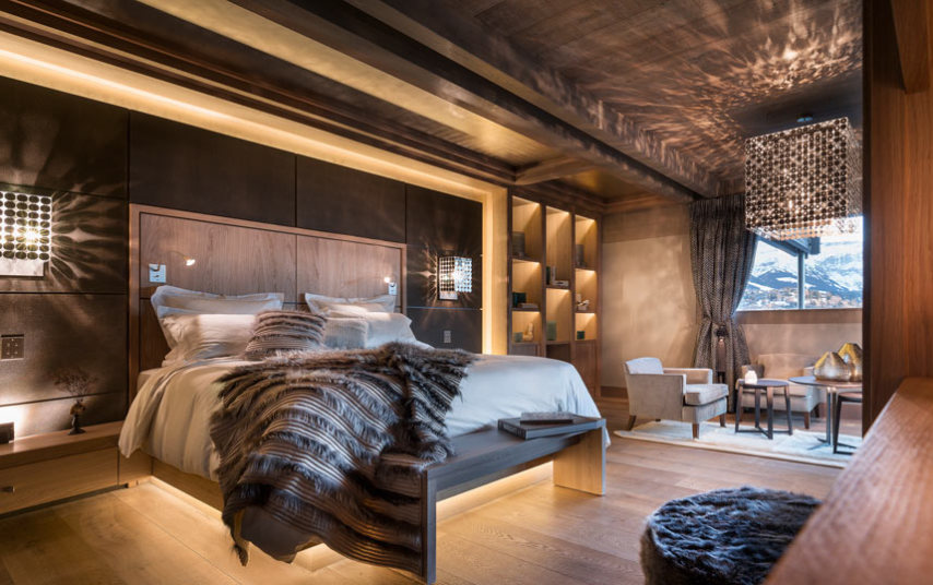 Luxurious Ski Retreat in France