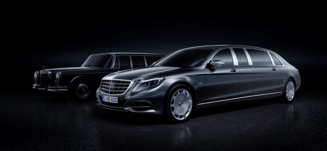 Meet the Ultra Luxurious 2016 Mercedes-Maybach Pullman