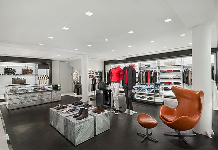 Michael Kors Store in Soho is the Brand's Largest Flagship | Image Source: www.gq.com