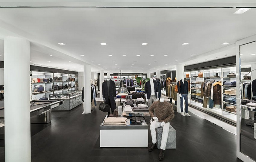 Michael Kors Store in Soho is the Brand's Largest Flagship | Image Source: infinitelegroom.com