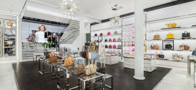 Michael Kors Opens the Brand's Largest Store in the World