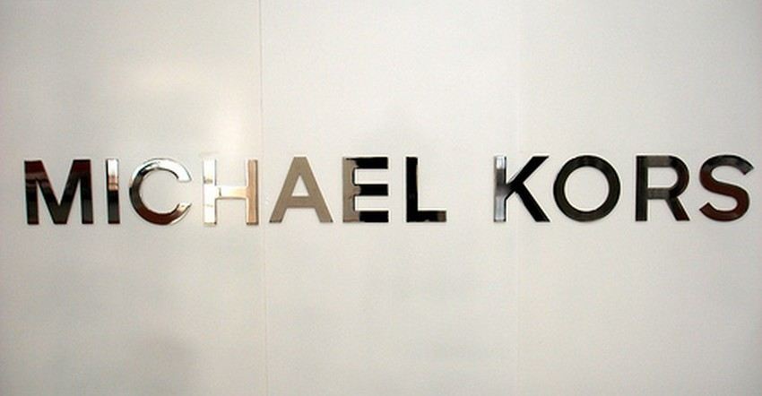 Michael Kors Store in Soho is the Brand's Largest Flagship | Image Source: galleryhip.com