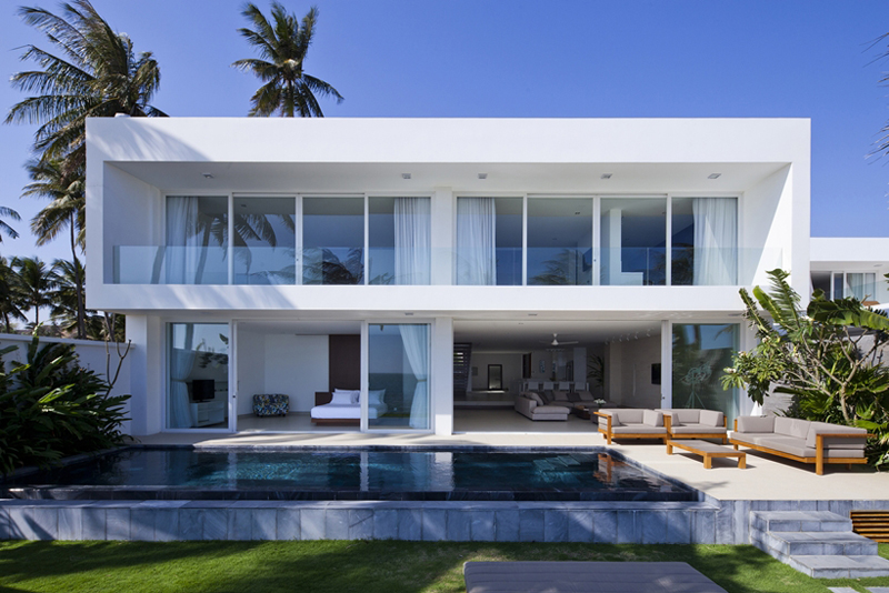 modern beach house in mui ne vietnam ealuxe
