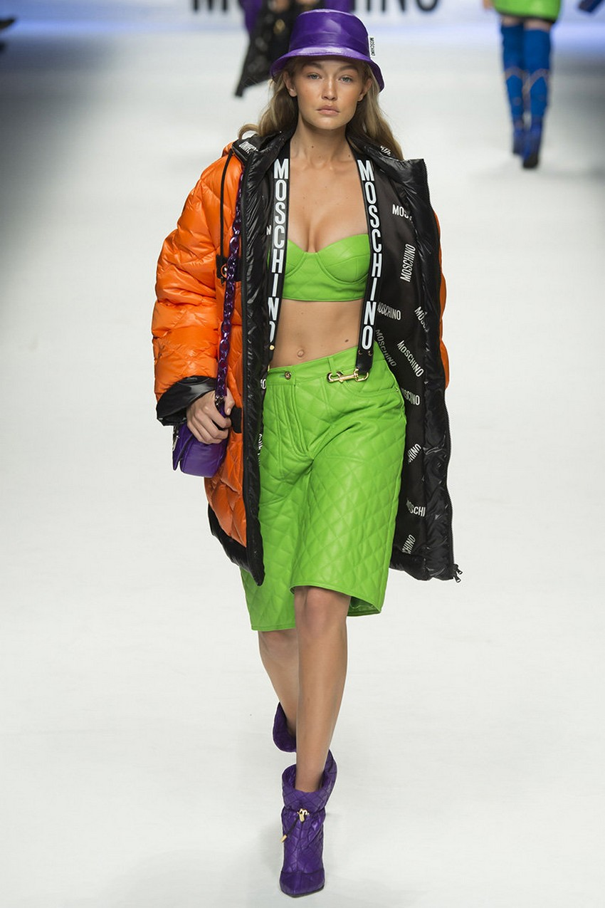 Moschino Looney Tunes Inspired Line Brings Back the 90s | Image Source: www.vogue.com