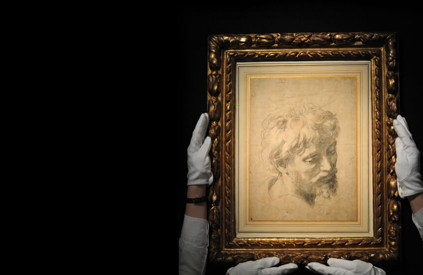 Most Expensive Drawing Sold for $47 Million