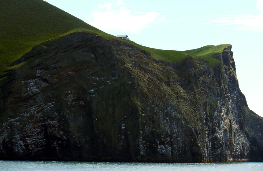 Most Isolated House You Have Ever Seen