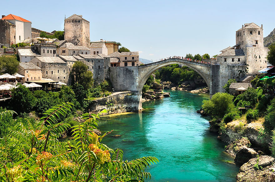 Stari Most, Bosnia And Herzegovina - Photo by Mikel HS