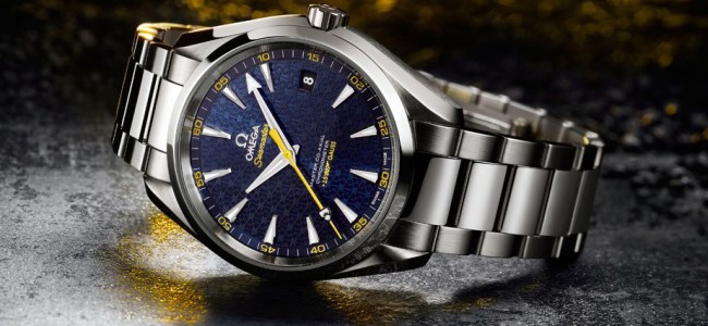 New Omega Aqua Terra Watch For James Bond
