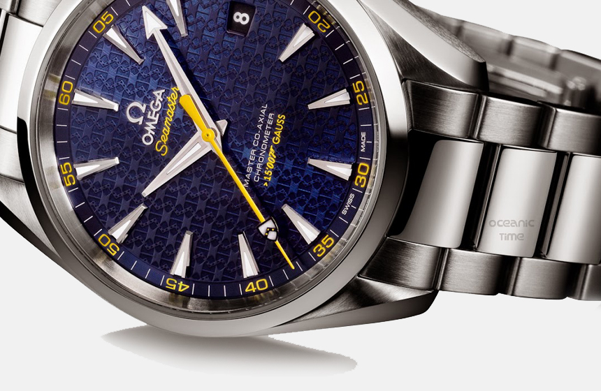 Omega Aqua Terra Watch for James Bond