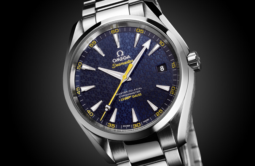 Limited Edition Omega Watch for James Bond Spectre