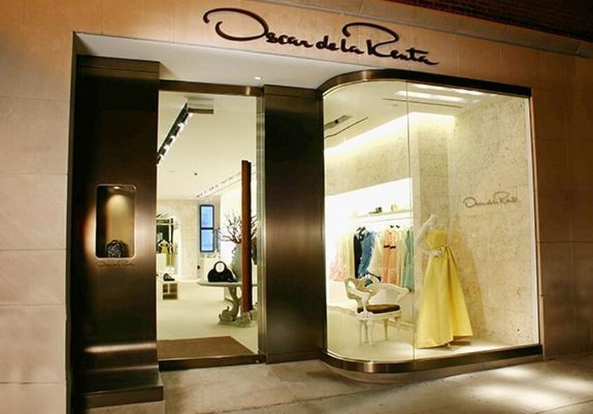 10 Extremely Exclusive Boutiques Worth Traveling for | Oscar de la Renta in New York