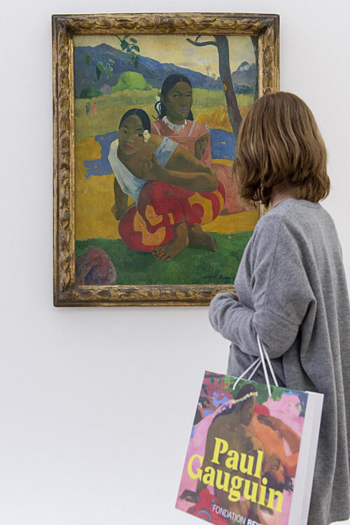 Paul Gauguin's Painting Becomes the Most Expensive Painting in The World