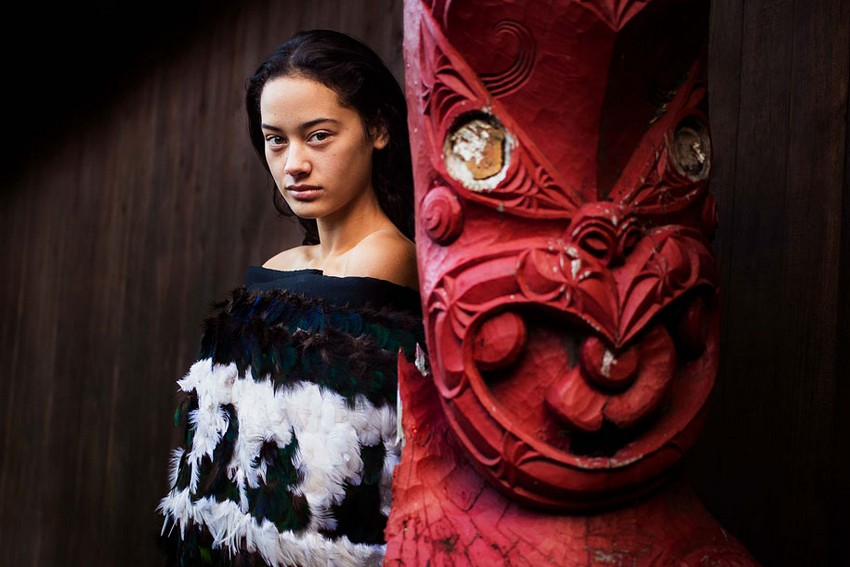 Maori Temple, New Zealand | Romanian Photographer Mihaela Noroc Beauty in 37 Countries