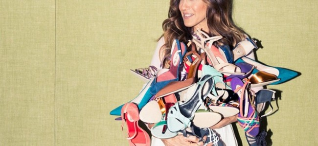 Premiere: Sarah Jessica Parker's First Collaboration with a Famous Designer!