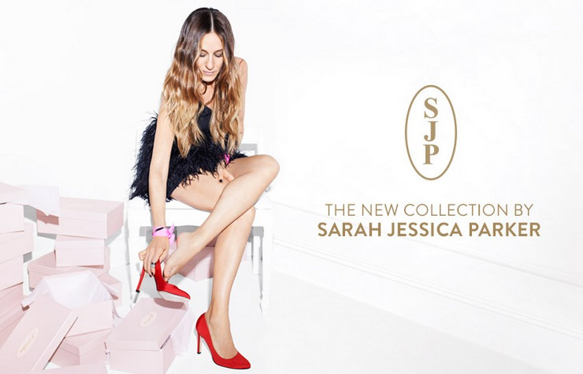 Sarah Jessica Parker Designs Shoes for Tome | Image Source: http://www.technologytell.com/